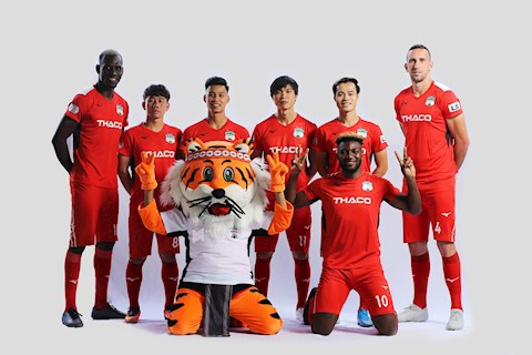 CLB HAGL ra mắt linh vật mới trước thềm V-League 2020 hình ảnh