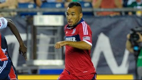 CLB TPHCM tậu ngoại binh Alex Lima từng chơi bóng tại MLS hình ảnh