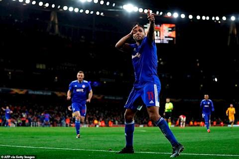 El-Arabi cham dut hanh trinh cua Arsenal tai Europa League mua nay