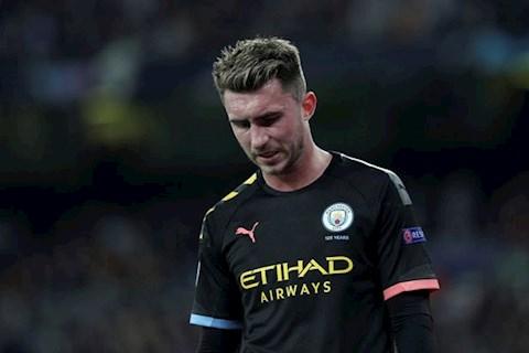 Aymeric Laporte dính chấn thương sau trận thắng Real Madrid hình ảnh