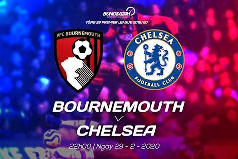 Nhận định Bournemouth vs Chelsea (22h00 ngày 292) hình ảnh