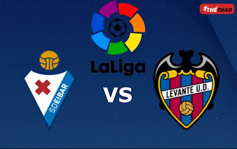Eibar vs Levante 19h00 ngày 292 La Liga 201920 hình ảnh
