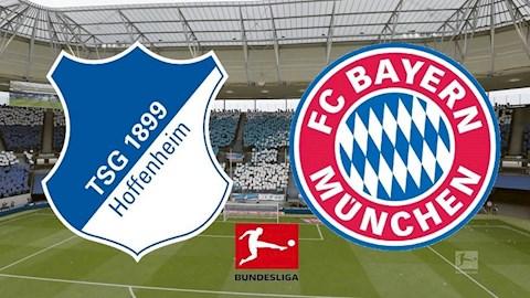 Hoffenheim vs Bayern Munich 21h30 ngày 292 Bundesliga 201920 hình ảnh