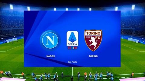 Napoli vs Torino 2h45 ngày 13 Serie A 201920 hình ảnh