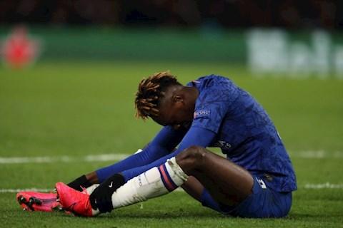 Tammy Abraham báo tin vui cho Chelsea và ĐT Anh hình ảnh