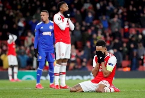 Chuyển nhượng Arsenal nên bán 9 cầu thủ hình ảnh