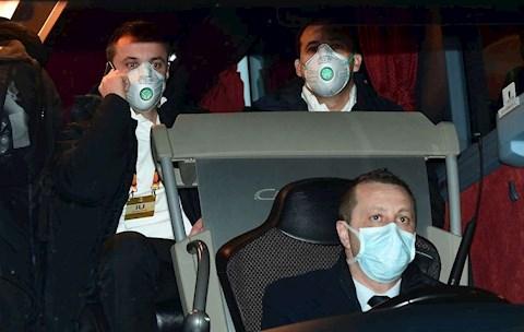 3 cầu thủ dương tính với virus corona, CLB của Ý bị cách ly hình ảnh