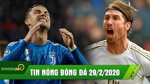 TIN NÓNG bóng đá 292 Real sẽ kháng cáo thẻ đỏ cho Ramos hình ảnh