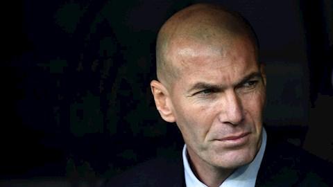 Đứng trước nguy cơ bị sa thải, HLV Zidane nói gì hình ảnh