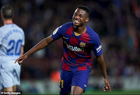 Barca 2-1 Levante Messi làm nền cho sao trẻ tỏa sáng hình ảnh 2