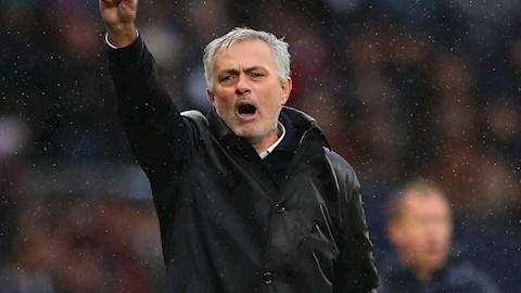 Jose Mourinho chỉ trích VAR sau trận thắng Man City hình ảnh