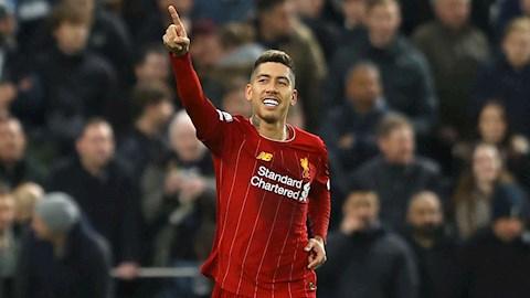 Bayern muốn mua tiền đạo Firmino của Liverpool nhưng hình ảnh
