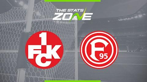 Kaiserslautern vs Dusseldorf 0h30 ngày 52 cúp quốc gia Đức hình ảnh