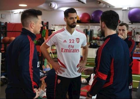 Chuyển nhượng Arsenal ký hợp đồng với Pablo Mari hình ảnh