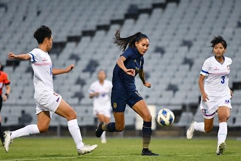 HLV Naruphol Kaenson khẳng định Thái Lan chơi hay hơn hình ảnh