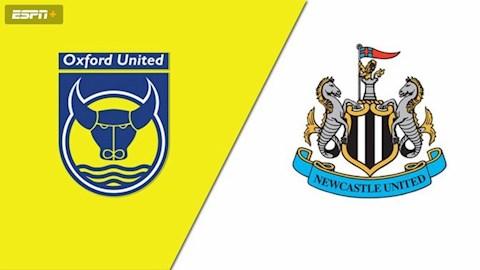 Oxford Utd vs Newcastle
