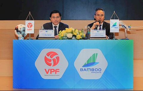 Bamboo Airways tiếp tục tài trợ cho Cúp Quốc gia 2020 hình ảnh