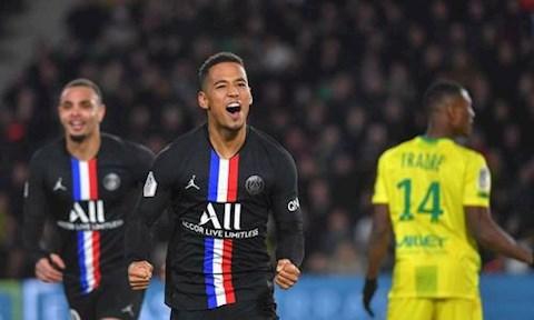 Video bàn thắng kết quả Nantes vs PSG 1-2 Ligue 1 201920 hình ảnh