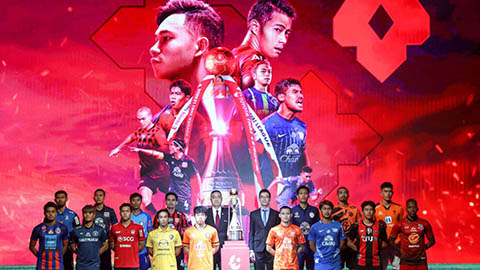 Thai League 1 năm 2020 sử dụng VAR hình ảnh