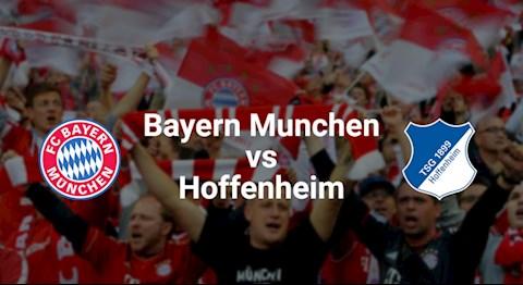 Bayern Munich vs Hoffenheim 2h45 ngày 62 Cúp quốc gia Đức hình ảnh