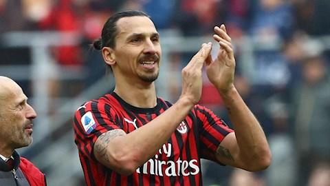 Ibrahimovic được khen dũng cảm khi trở lại AC Milan hình ảnh
