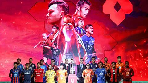 FAT đề xuất tổ chức Thai League 2020 một lượt trận hình ảnh
