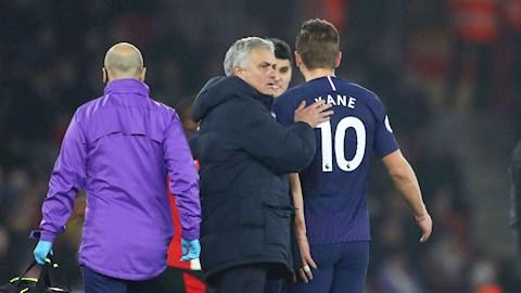 Mourinho báo tin dữ cho ĐT Anh về thời điểm Kane trở lại hình ảnh
