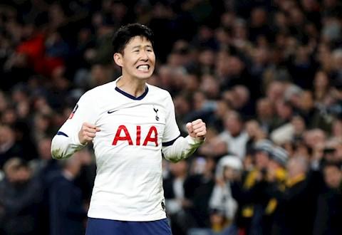 Hai tran dau lien tiep, Son deu la nguoi ghi ban an dinh thang loi cho Spurs