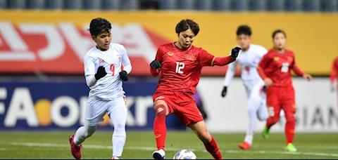 ĐT nữ Việt Nam được khen ngợi sau khi vào vòng play-off Olympic hình ảnh