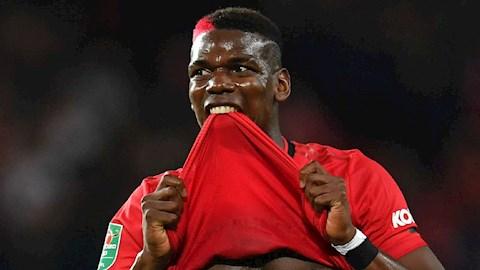 Điểm tin bóng đá tối 112 MU chốt giá bán Paul Pogba hình ảnh
