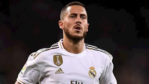 Real Madrid cập nhật tình hình chấn thương của Hazard hình ảnh 2
