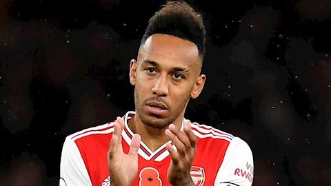 Arsenal buộc phải bán Aubameyang nếu hình ảnh