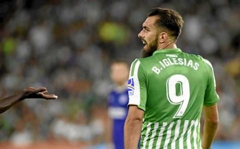 Barca muốn ký hợp đồng với Borja Iglesias của Real Betis hình ảnh