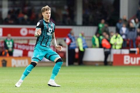 Man City muốn mua Joe Rodon của Swansea hình ảnh