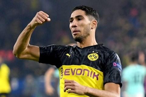 Dortmund muốn mua đứt Achraf Hakimi từ Real Madrid hình ảnh