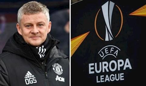 MU chốt danh sách dự vòng knock out Europa League 201920 hình ảnh