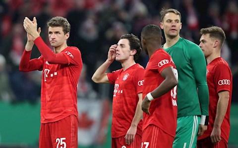 Hasan Salihamidzic Bayern chưa vội gia hạn với cầu thủ hình ảnh