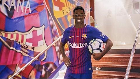 Ousmane Dembele gây thất vọng ở Barca hình ảnh