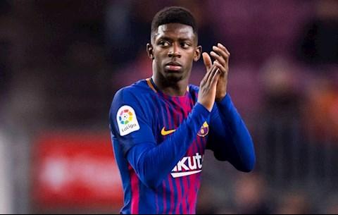 Ousmane Dembele xung dang la ban hop dong that bai cua Barca