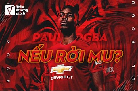 Nếu Paul Pogba rời khỏi United, ai là người đáng bị chỉ trích?