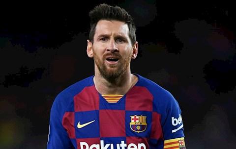 HLV Argentina không lo về tình hình Lionel Messi tại Barcelona hình ảnh