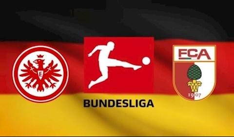Frankfurt vs Augsburg 2h30 ngày 82 Bundesliga 201920 hình ảnh
