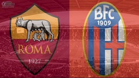 Roma vs Bologna 2h45 ngày 82 Serie A 201920 hình ảnh