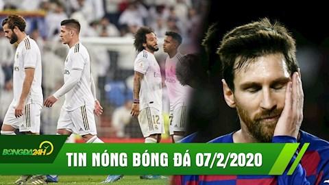 TIN NÓNG bóng đá 72 Real và Barca đều bị loại tại Cup nhà vua hình ảnh