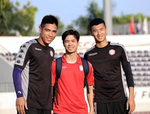 CLB TPHCM phải nhận thêm thất bại trước ngày dự AFC Cup  hình ảnh