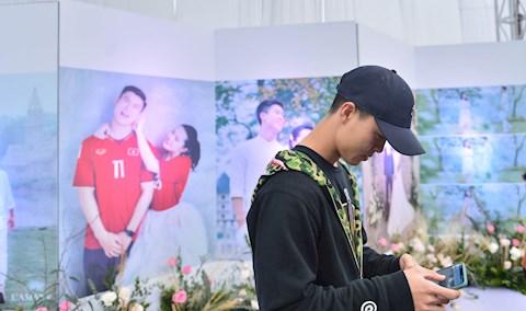 CLB Hà Nội muốn làm rõ những thông tin thất thiệt về Duy Mạnh hình ảnh