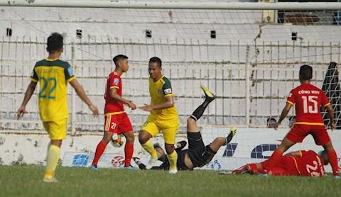 CLB Đắk Lắk vẫn chạy rốt đa với chiến thắng 10-0 hình ảnh