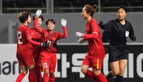 Lịch thi đấu Nữ Việt Nam vs Nữ Hàn Quốc hôm nay mấy giờ đá hình ảnh