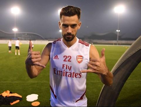 Rivaldo tin Pablo Mari thành công ở Arsenal hình ảnh