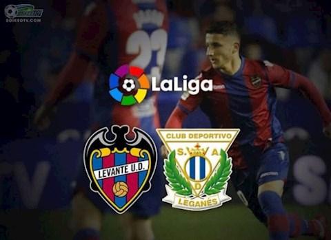 Levante vs Leganes 19h00 ngày 82 La Liga 201920 hình ảnh